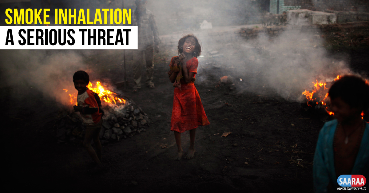 Smoke Inhalation - A Serious Threat