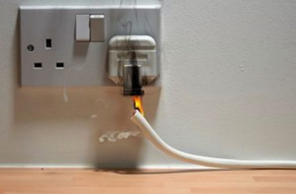 Electrical Safety at Home indoors